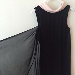 Ted Baker Swing Dress Over Snug Fitting Dress